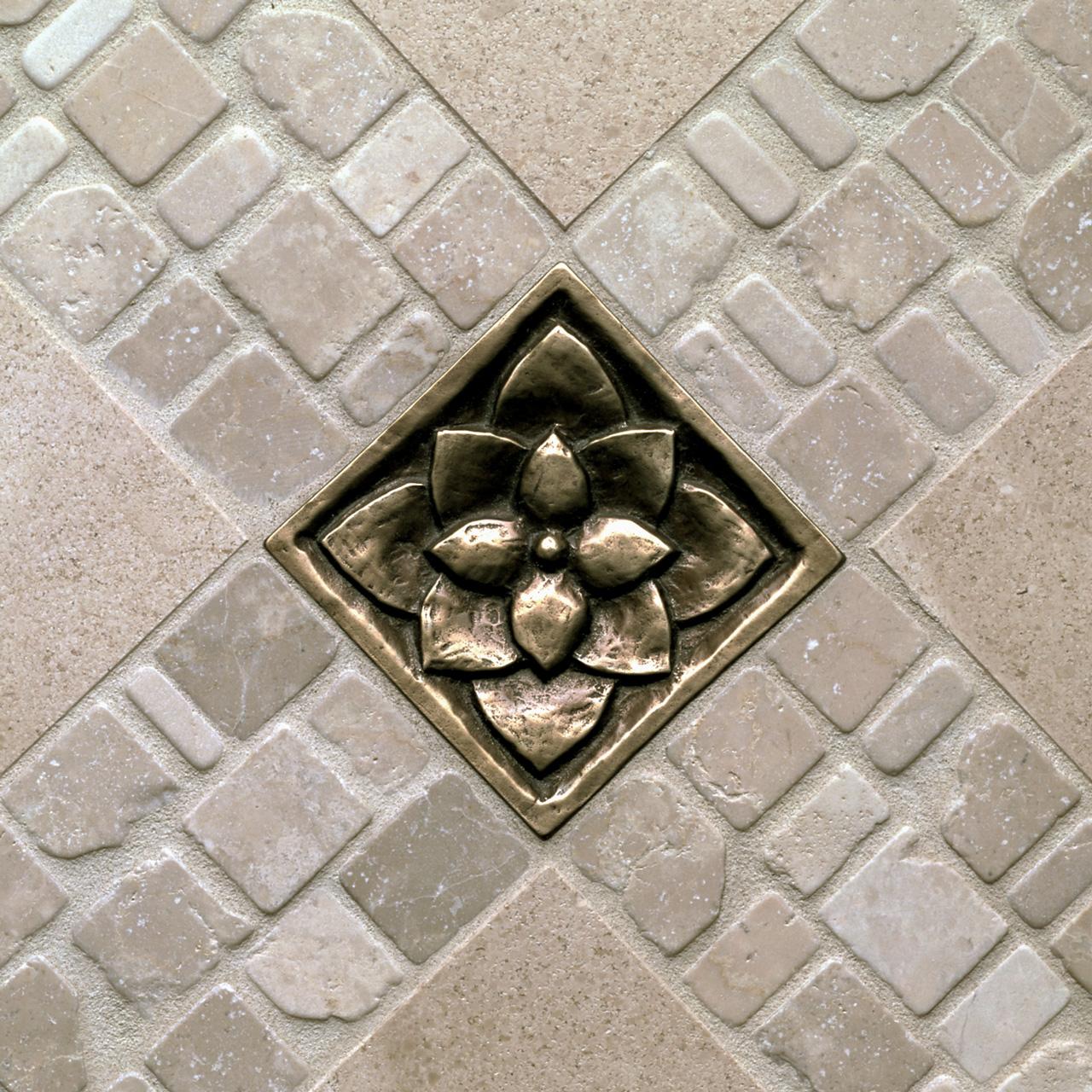 Metal Accent Tiles