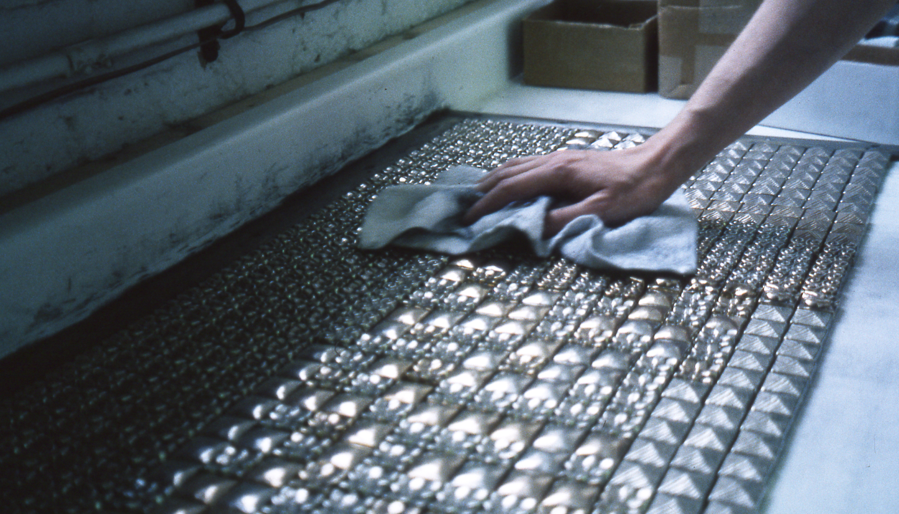 How we make our tiles